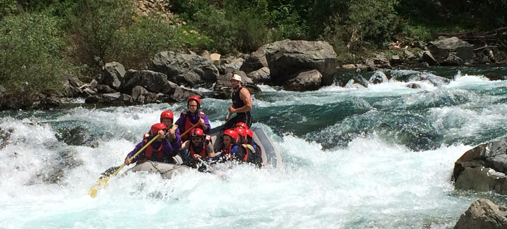 Two days rafting on Tara river